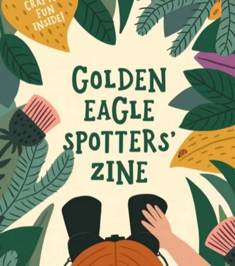 Eagle Spotters' Zine front cover