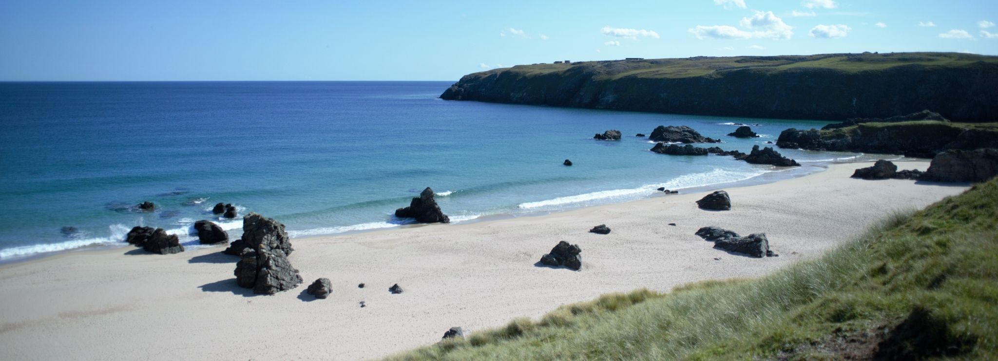 North Coast Beach at Durness