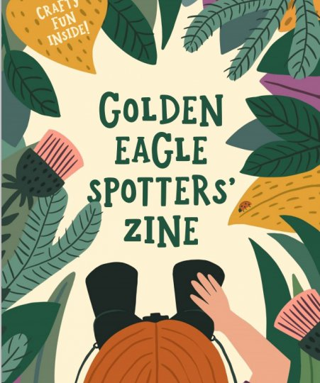 Download the new 'Eagle Spotters Zine'!