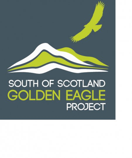 South of Scotland Golden Eagle Project Logo