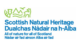 Link to find out more about our partner, Scottish Natural Heritage