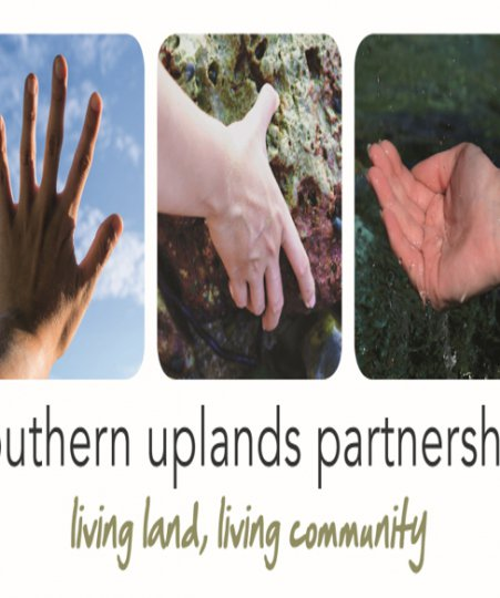 New Job Opportunity with the Southern Uplands Partnership
